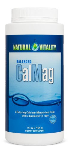 Natural Vitality Balanced Calmag 16 oz