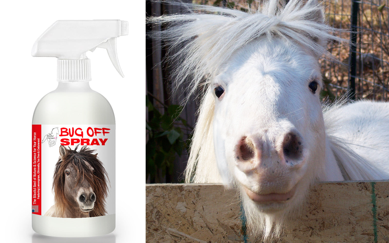 horse fly spray