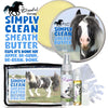 horse sheath cleaning kit