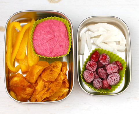 beet hummus, kids lunch ideas, school lunches, healthy school lunches, avocado oil