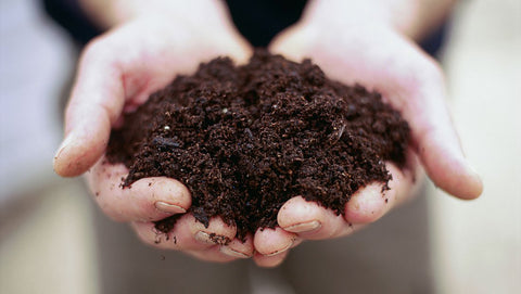 soil, compost, methane, save the earth