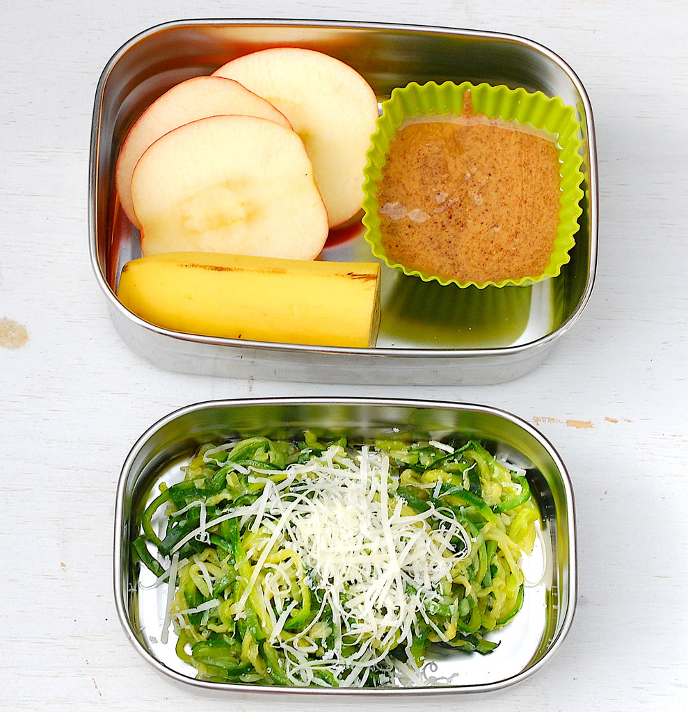 zucchini noodles, kids lunch, school lunch, kids recipes, kids healthy recipes, kid lunch ideas