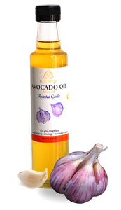 Garlic Infused Avocado oil 8 oz (250 Ml)