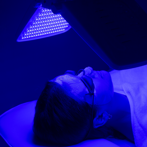 What Is Blue Light Therapy