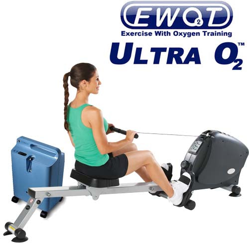 Lifespan RW1000 Rowing Machine for sale EWOT