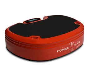 Power Plate Whole Body Vibration-MOVE (Silver or Red) - EWOT