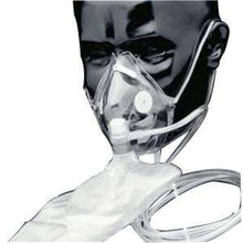 Load image into Gallery viewer, Salter Labs Adult High Concentration Non-Rebreathing Mask Model (1 Mask) 8140-7 - EWOT