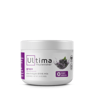 Ultima Electrolyte Grape 30 Serving Canister - EWOT