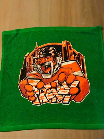 Frenzy Rally Towel