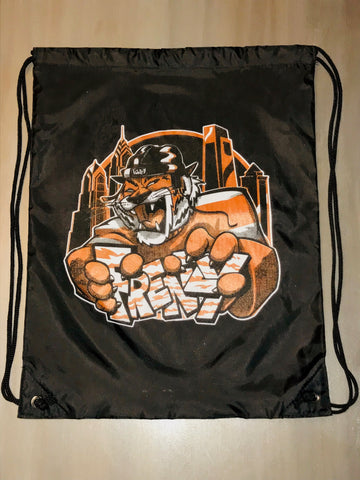 Frenzy Drawstring Bag