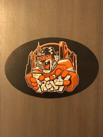 Frenzy Car Magnet