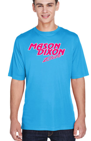 Mason Dixon Elite Dri-Fit Tee - Blue