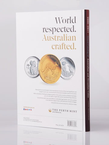 Grand Catalog of Australian and Oceanian Coins 2000 - 2017 L. Rosanowski