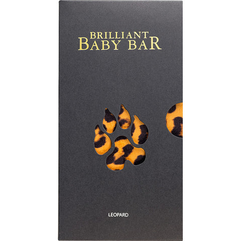 2018 Niue 1 Gram Brilliant Baby Bar Leopard .9999 Gold Proof Coin Set