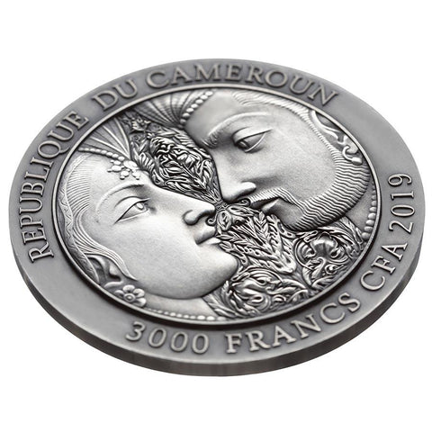 Kama Sutra Moments of Love Coin