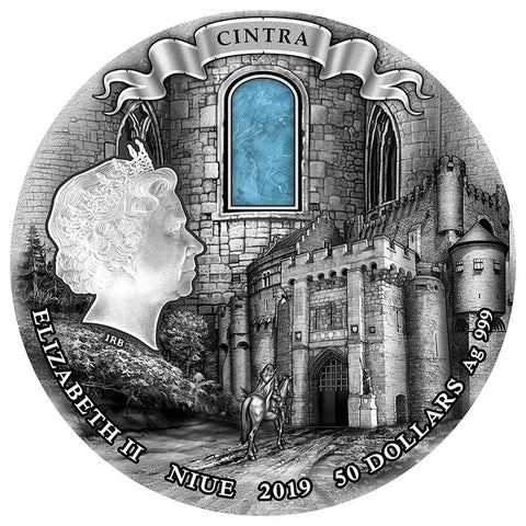 2019 Niue 1 Kilo The Witcher Last Wish Silver Coin