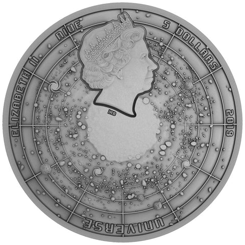 2019 Big Bang Dome Silver Coin