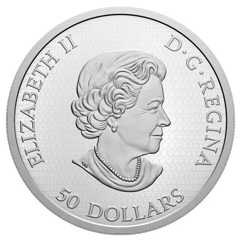 2020 Canada The Hummingbird & the Bloom Silver Coin