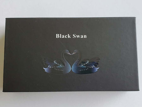 2020 Black Swan High Relief Silver Coin