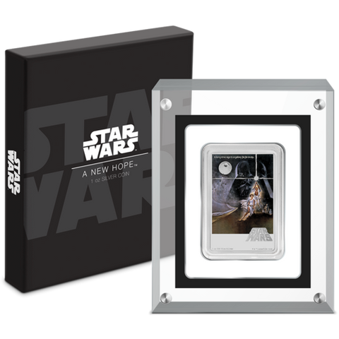2020 Niue Star Wars - A New Hope Silver Proof Coin
