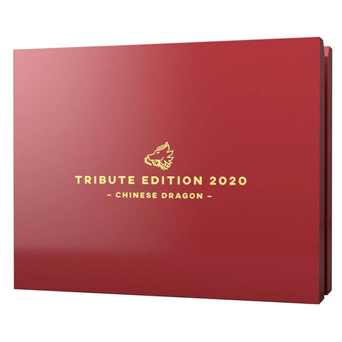 2020 Solomon Islands Tribute Edition Chinese Dragon Gold Coin Collection