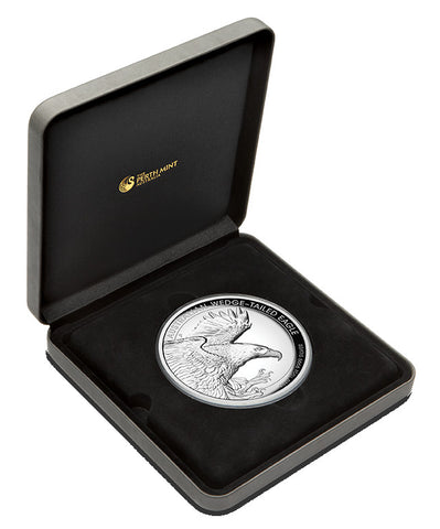 10 Ounce 2020 Australian Wedge Tailed Eagle High Relief Silver Proof Coin