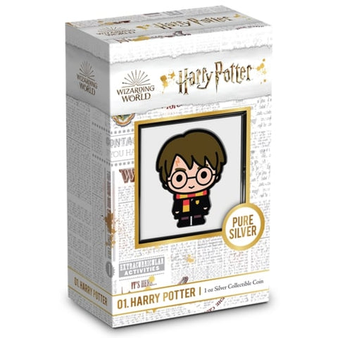 2020 Niue Harry Potter - Chibi Series Silver Coin