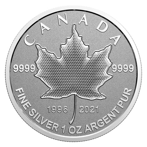 2021 Pulsating Silver Maple Leaf Coin Set