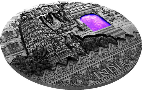 2020 Imperial Art India Silver Coin