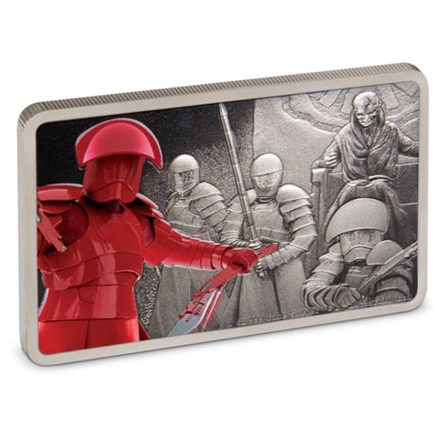 2020 Niue 1 Ounce Guards Of The Empire - Praetorian Guard Silver Proof Coin