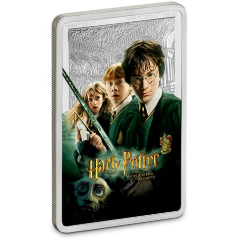 2020 Niue 1 Ounce Harry Potter Chamber of Secrets Silver Proof Coin