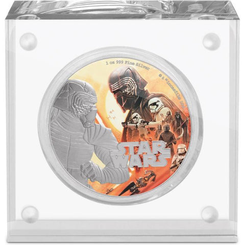 The Rise of Skywalker - Kylo Ren Silver Coin