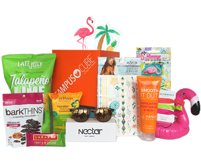 Girls Spring 2017 Sunshine College Care Package