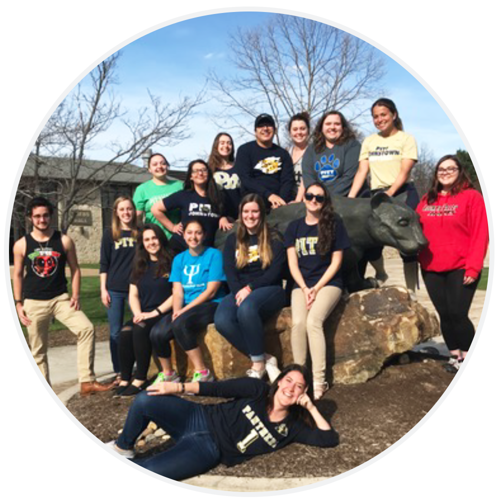 University of Pittsburgh Johnstown Psychology Club