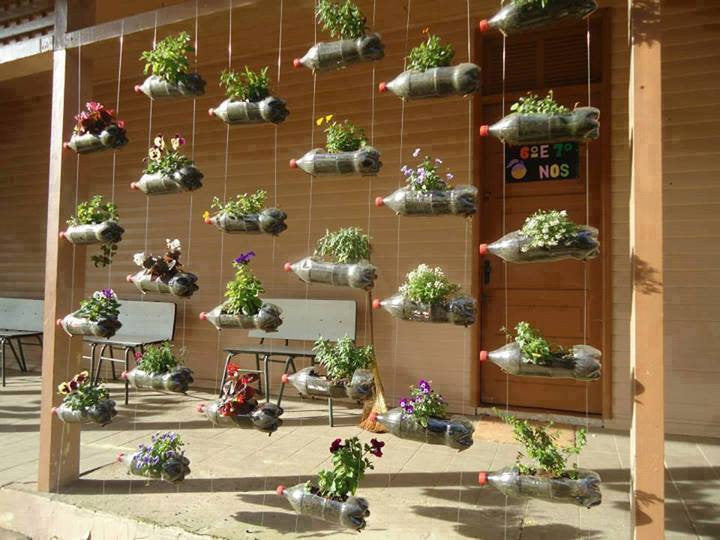 A Solution to Small Spaces: Vertical Gardens