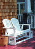 Image of Seaside Casual Adirondack Shellback Glider - [price] | The Adirondack Market