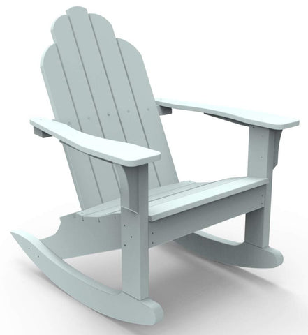 Seaside Casual Adirondack Classic Rocker - [price] | The Adirondack Market