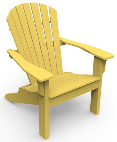 Seaside Casual Shellback Adirondack Chair — Order Now for October Delivery