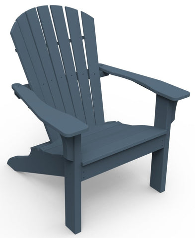 Seaside Casual Shellback Adirondack Chair - [price] | The Adirondack Market