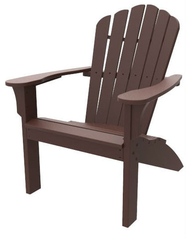 Coastline Casual Harbor View Adirondack Chair (301) - [price] | The Adirondack Market