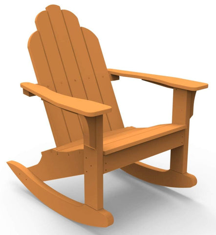 Seaside Casual Adirondack Classic Rocker