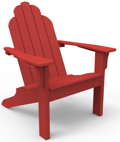 Seaside Casual Classic Adirondack Chair - [price] | The Adirondack Market