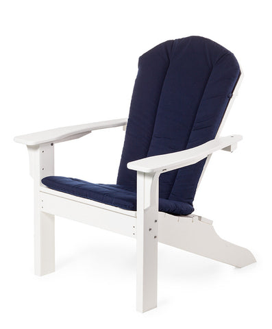 Seaside Casual Cushions Shellback Chair, Love Seat, and Rocker - [price] | The Adirondack Market