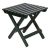 Image of Shine Company Adirondack Square Folding Table (4109) - [price] | The Adirondack Market