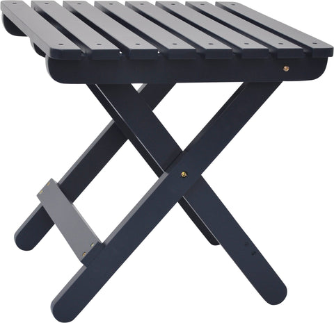 Shine Company Adirondack Square Folding Table (4109) - [price] | The Adirondack Market