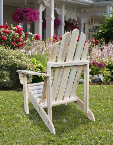 Shine Company Catalina Adirondack Chair (4613) - [price] | The Adirondack Market