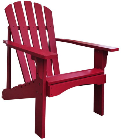 Shine Company Rockport Adirondack Chair (4617) — Order now for October Delivery!