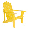 Image of Shine Company Marina Adirondack Chair (4618) - [price] | The Adirondack Market