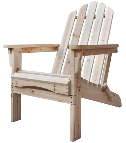 Shine Company Marina Folding Adirondack Chair (4658)