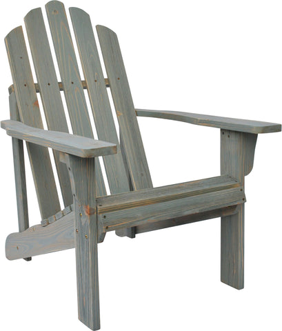 Shine Company Rustic Adirondack Chair (5618) — Order now for October Delivery!